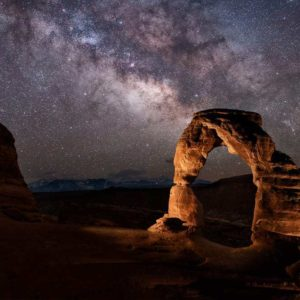 Post Processing Video - Delicate Arch